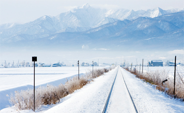 London to the French Alps by ski train