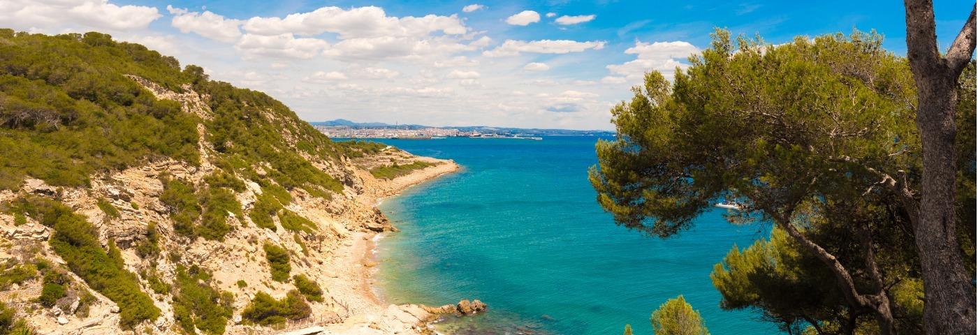 Our top European beaches by train