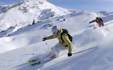 Trains to Italy's ski slopes