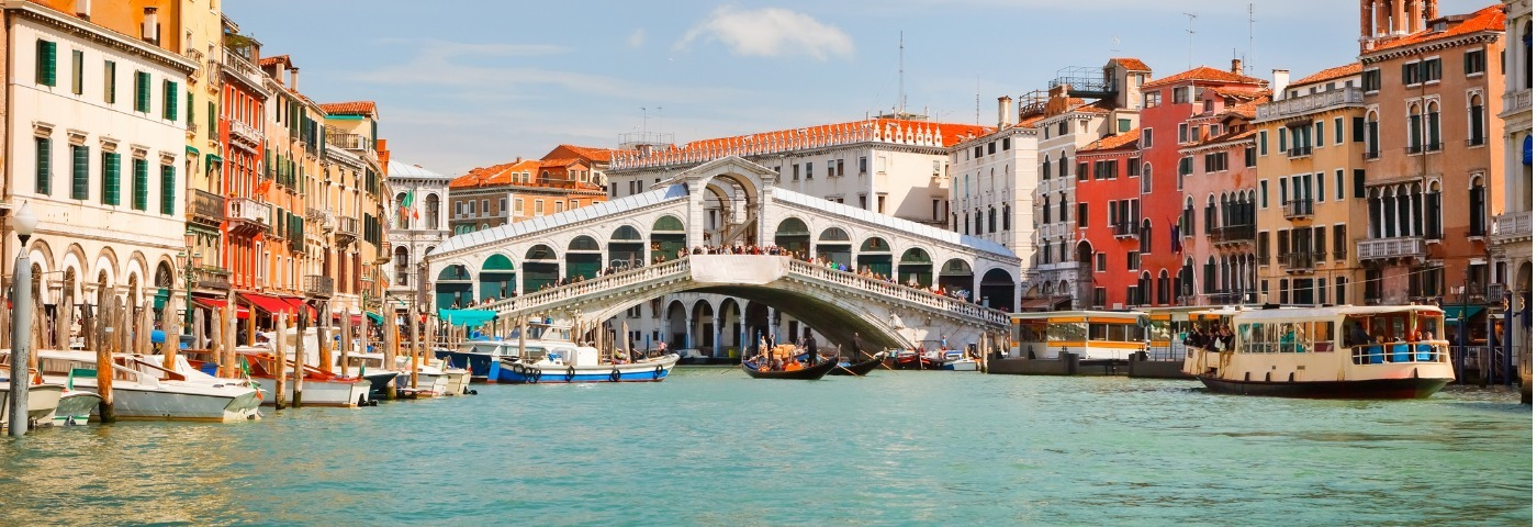 Day trips from Venice by train