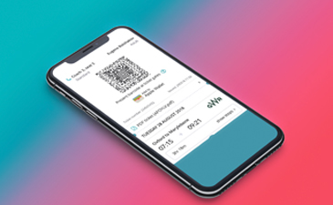 Mobile tickets are on their way