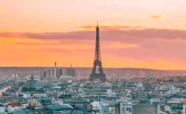 London to Paris, Brussels, and Amsterdam from £25