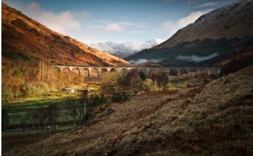 Scotland's best train routes