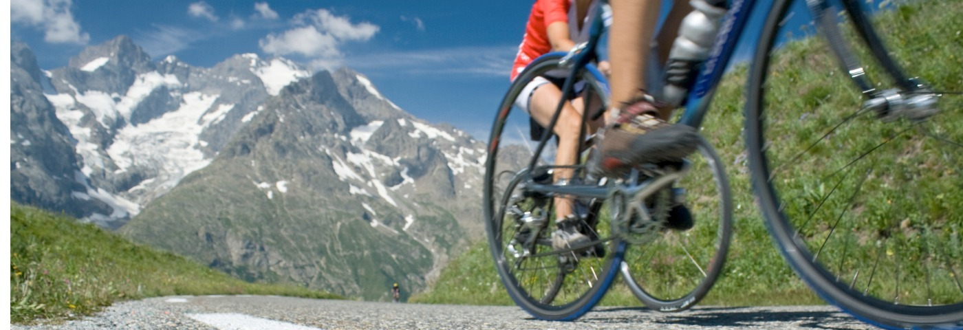 Top cycling trails in France