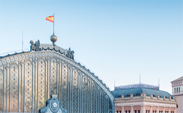 Madrid to Barcelona and other Spanish destinations by rail from £30