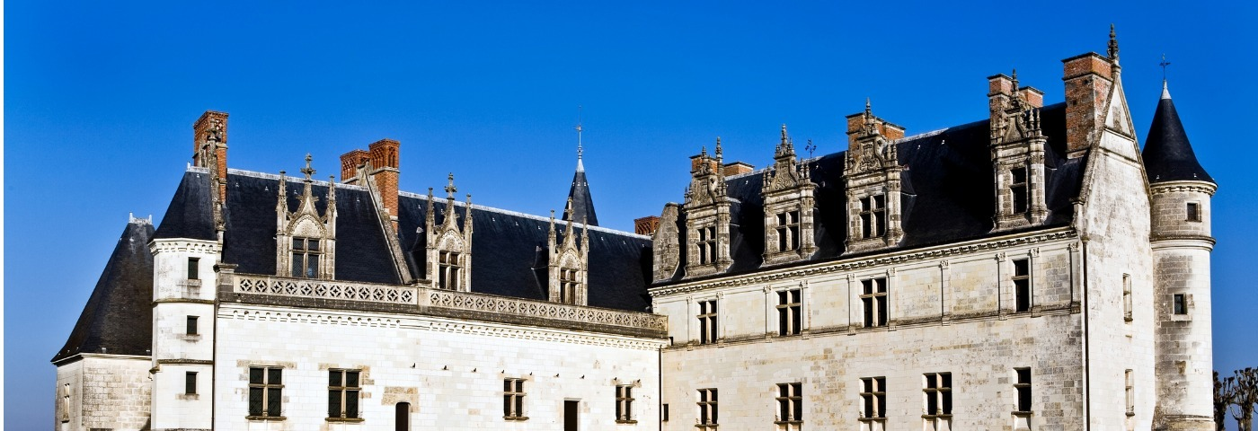 Top places to visit by train in the Loire Valley