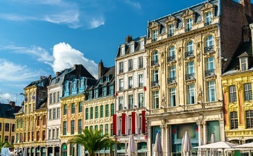 65% off high-speed trains between Paris and Lille