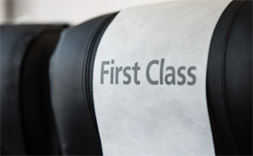 The best way to get First Class tickets in the UK