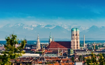 International German train tickets from £18.50