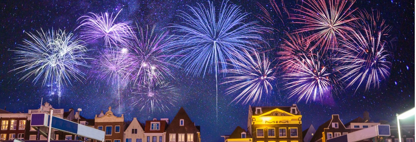 Best cities in Europe to celebrate New Year's Eve