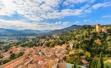 Visit Italy's Emilia-Romagna region by train
