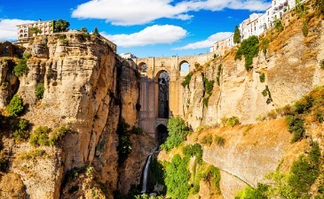Visit Spain's Andalusia region by train