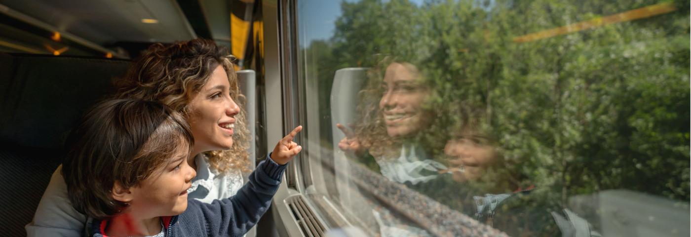 10 razones para viajar en tren