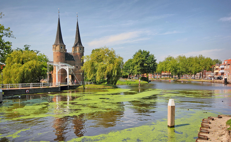 Day trips from Amsterdam by train - Delft