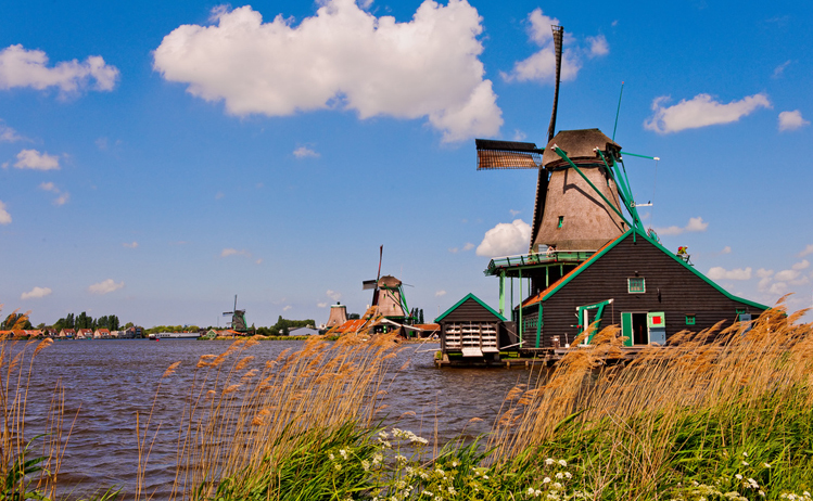 Day trips from Amsterdam - Zaanse Schans