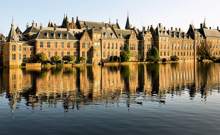Day trips from Amsterdam by train - The Hague