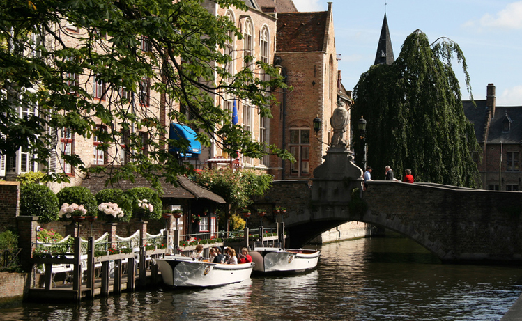 Day trips from Paris by train - Bruges