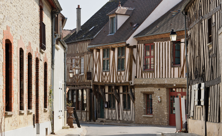 day trips from Paris - Provins