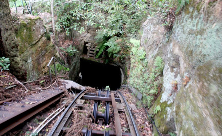 Amazing railway engineering - Katoomba Scenic Railway