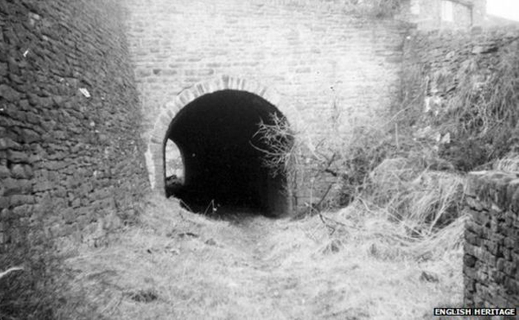 Amazing railway engineering - Fritchley Tunnel