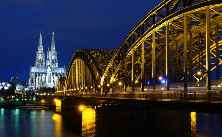 City breaks by train - Cologne