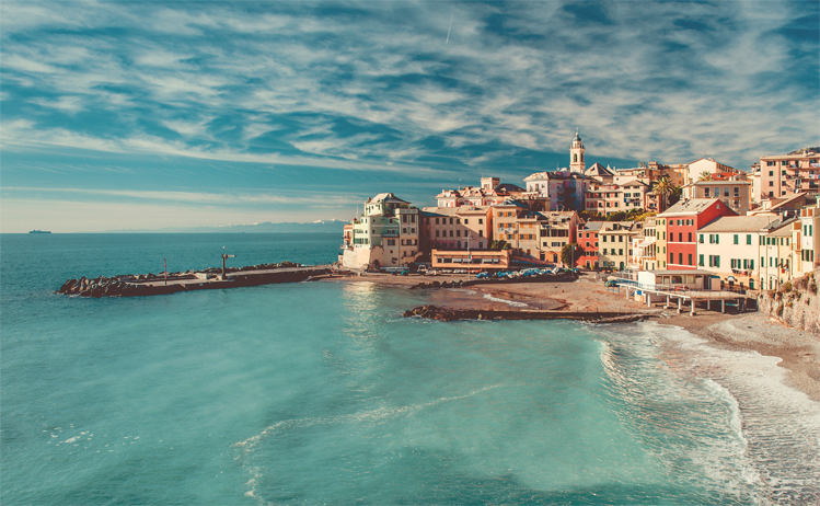 Winter on the Italian Riviera