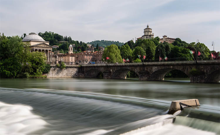 European city breaks from London - Turin