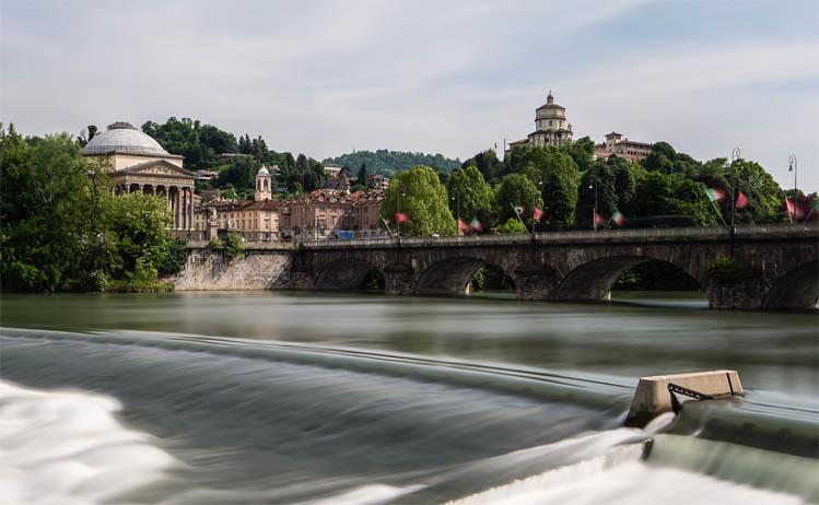 European city breaks from London - Turin