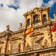 Madrid to Salamanca