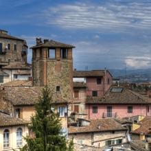 Florence to Perugia