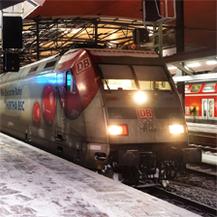 Munich to Rome (night train)
