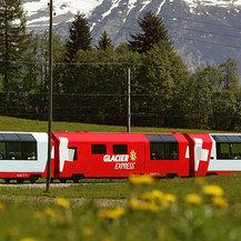 Zermatt to St Moritz